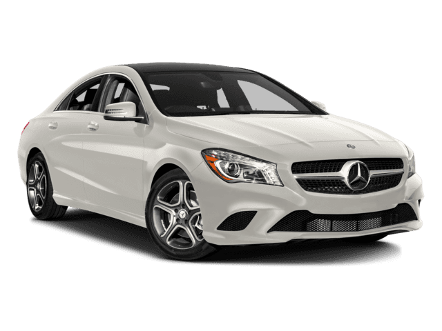 New 2016 Mercedes-Benz CLA CLA250 Rear Wheel Drive Coupe