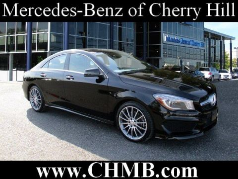 Pre-Owned 2016 Mercedes-Benz CLA CLA250 4MATIC Coupe