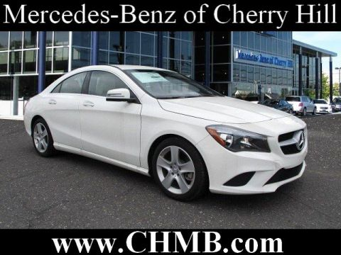 Pre-Owned 2015 Mercedes-Benz CLA CLA250 4MATIC Coupe