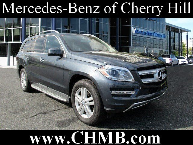 Pre owned 2016 mercedes benz gl gl 350 suv in cherry hill for Mercedes benz cherry hill