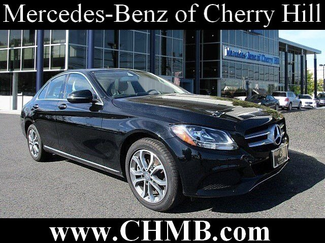 Certified pre owned 2016 mercedes benz c class c 300 sedan for Mercedes benz cherry hill