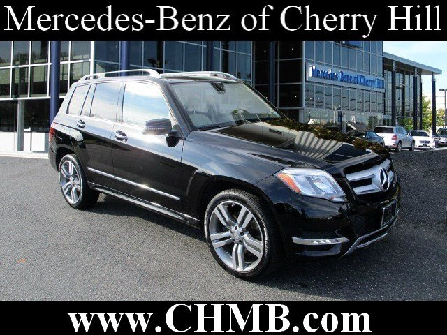 Certified pre owned 2014 mercedes benz glk glk350 suv in for Mercedes benz cherry hill