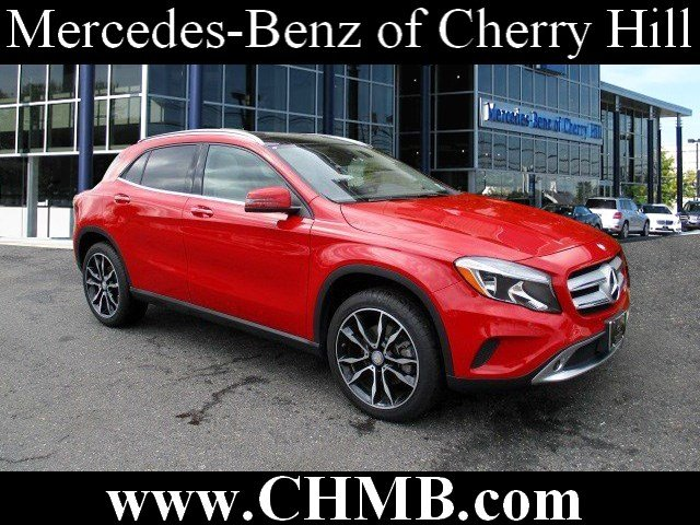 Certified pre owned 2016 mercedes benz gla gla250 sport for Mercedes benz of cherry hill