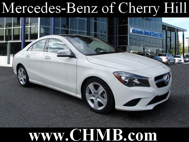 Pre-Owned 2015 Mercedes-Benz CLA CLA250